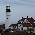 Portland Head Lighthouse 8529 by Joseph Marquis