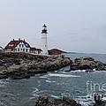Portland Head Lighthouse 8557 by Joseph Marquis