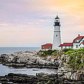 Portland Head Lighthouse  by Trace Kittrell