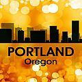Portland Or 3 by Angelina Vick