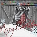 Portland Trailblazers by Joe Hamilton