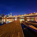 Portland Under The Stars by Dustin  LeFevre