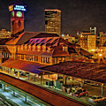 Portland Union Train Station Two by Thom Zehrfeld
