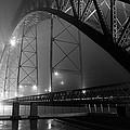 Porto @ Night Fog by Bruno Rosa