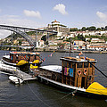 Porto Portugal by Jim  Wallace