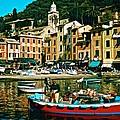 Portofino 1999 by Ricardo J Ruiz de Porras