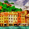 Portofino I by George Rossidis