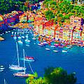 Portofino by Michelle Dallocchio