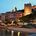 Portovenere At Night by Dany Lison