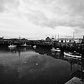 Portpatrick Harbour Scotland Uk by Joe Fox