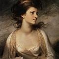 Portrait Of A Lady by John Hoppnet