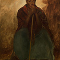 Portrait Of A Negress by Mountain Dreams