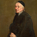 Portrait Of A Priest by Giacomo Ceruti