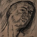 Portrait Of A Young Man by Myrtle Joy