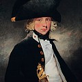 Portrait Of A Young Midshipman, C.1796 by Sir William Beechey