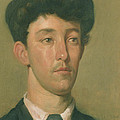 Portrait Of A Youth by Sir William Orpen