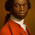 Portrait Of An African by Allan Ramsay