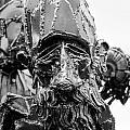 Portrait Of Beardy by Rick Kuperberg Sr