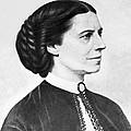 Portrait Of Clara Barton by Underwood Archives