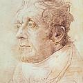 Portrait Of Jmw Turner by Cornelius Varley
