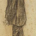 Portrait Of Joan Gay  by Ramon Casas