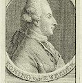 Portrait Of King Gustav IIi Of Sweden, Cornelis Van Noorde by Quint Lox