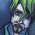 Portrait Of Kurt by Kamil Swiatek