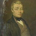 Portrait Of Rudolf Johannes Van Den Brink by Litz Collection