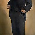 Portrait Of Samuel L Clemons - Mark Twain by Mountain Dreams