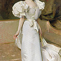 Portrait Of The Countess Of Clary Aldringen by John Singer Sargent
