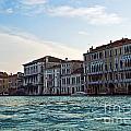Portrait Of Venice by Elvis Vaughn