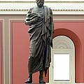 Portrait Statue Of Plato By John Joseph by Everett