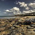 Portscatho Beach  by Rob Hawkins