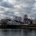 Portsmouth Bay by Marcia Lee Jones