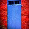 Portsmouth Door 6 by Kevin Fortier