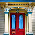 Portsmouth Door 7 by Kevin Fortier