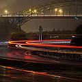 Portsmouth Harbor Bridge by Phillip McNeil