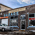 Portz's Garage by Ray Congrove