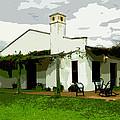 Posada De Laguna Lodge by Norman Johnson