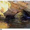 Poseidons Grotto by Stephen Dilley