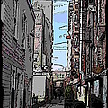 Post Alley 6 by Tim Allen