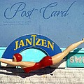 Post Card Beauty by Alice Gipson