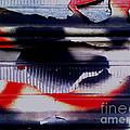 Post Graffiti by James Aiken