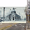 Post Office In Pawtucket Rhode Island by Jeff Hayden