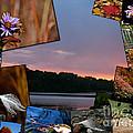 Postcard Autumn Memories by Susan Herber