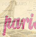 Postcard From Paris by Edward Fielding
