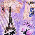 Postcard From Paris by Ruby Cross