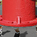 Postcards From Otis - The Hydrant by Mike McGlothlen