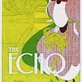 Poster For 'the Echo' -  Chicago's by Mary Evans Picture Library