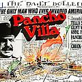 Poster Telly Savalos Pancho Villa In Pancho Villa 1972-2013 by David Lee Guss